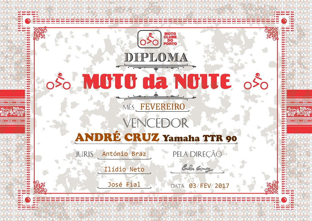 Diploma andré