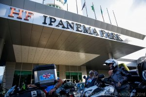119 FIM Mototour of Nations no Porto